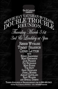 Stevie Ray Vaughan 20 Years: Double Trouble Reunion